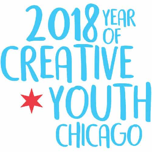Year of Creative Youth 2018 logo