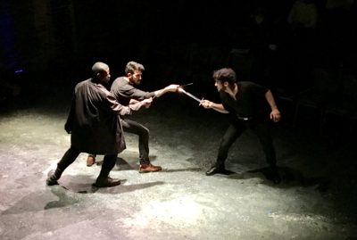 Macbeth performed by All Stars Theatre Company