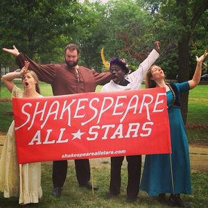 Shakespeare All-Stars