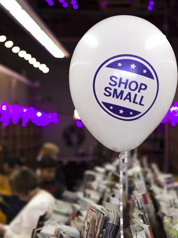 Shop Small! at City Newsstand 2016